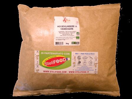 farina senza glutine stelifood mix 1