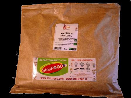 farina senza glutine stelifood Mix 2
