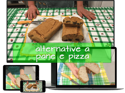 alternative pane pizza
